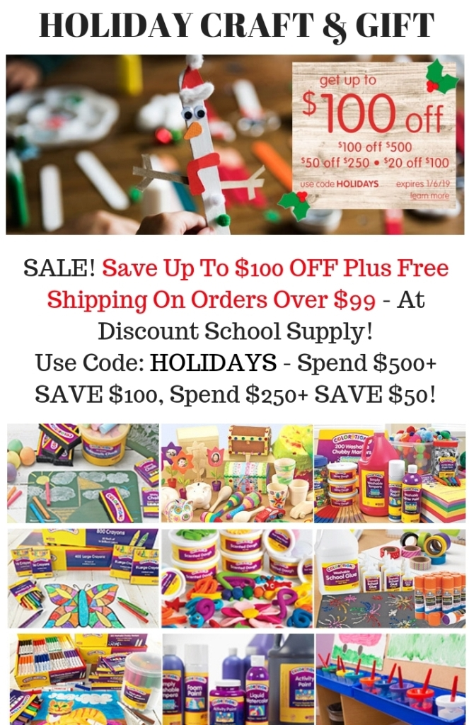 Holiday Craft Gift Sale Save Up To 100 Off Plus Free Shipping On